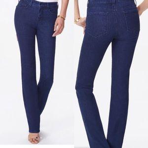 NYDJ Marilyn Straight Jean Size 6 Lift Tuck Tech